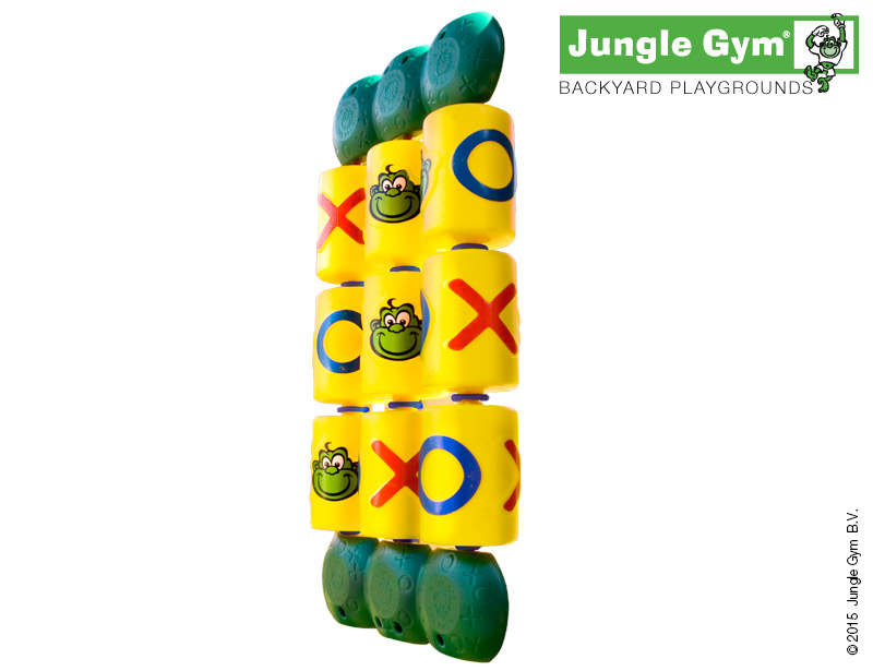 Jungle gym speeltoestel Tic Tac Toe