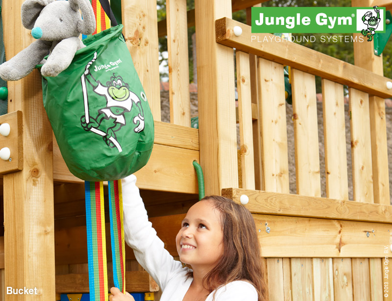 Jungle Gym bucket