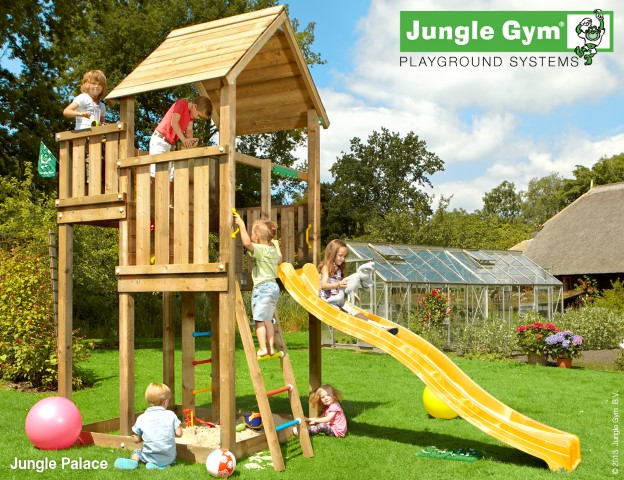 Jungle Gym Palace speeltoestel