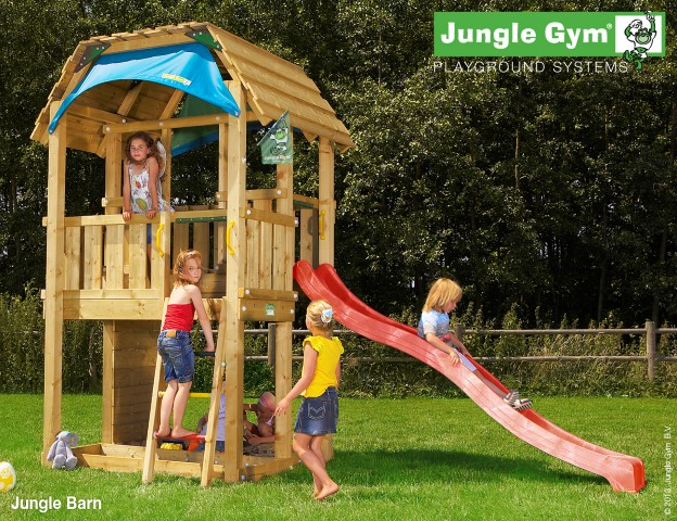 Jungle Gym Barn speeltoren