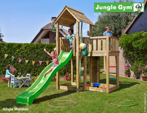 Jungle Gym Mansion speeltoren