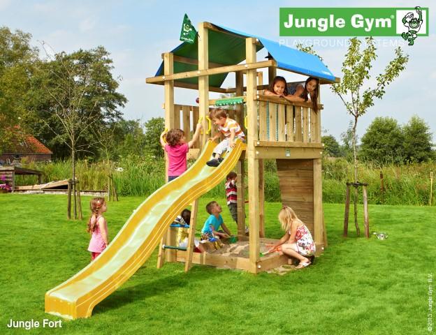 Jungle Gym Fort speeltoren