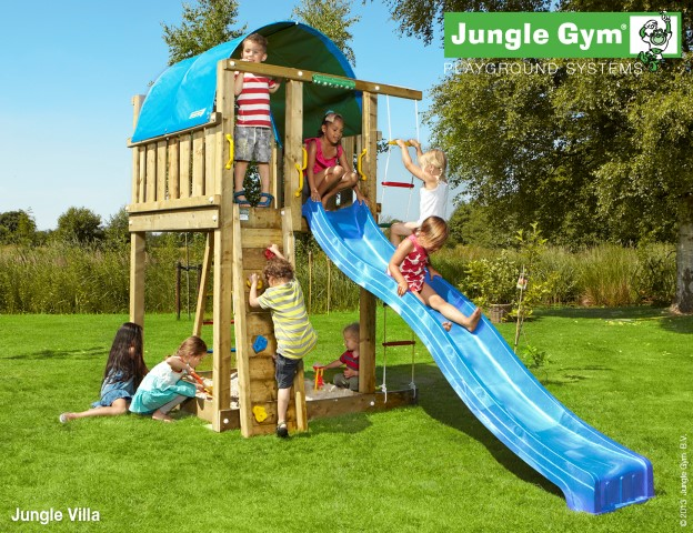 Jungle Gym Villa speeltoren