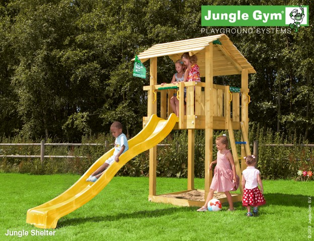 Jungle Gym Shelter speeltoren