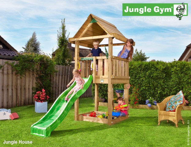 Jungle Gym House speeltoren