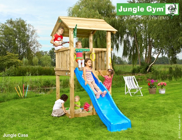 Jungle Gym Casa speeltoren