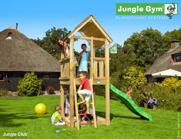 Jungle Gym Club speeltoren
