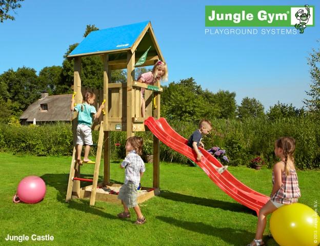 Jungle Gym Castle speeltoren
