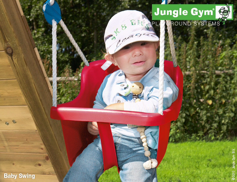 Jungle Gym Baby Swing