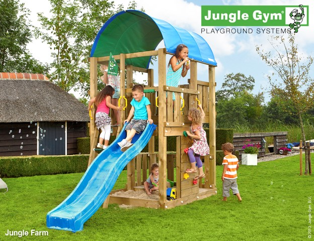 Jungle Gym Farm speeltoren