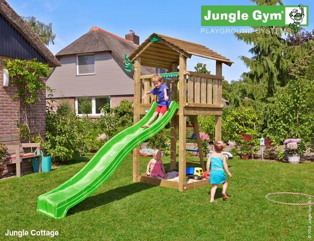 Jungle Gym Cottage speeltoren