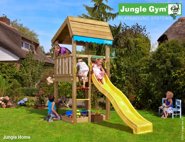 Jungle Gym Home speeltoren