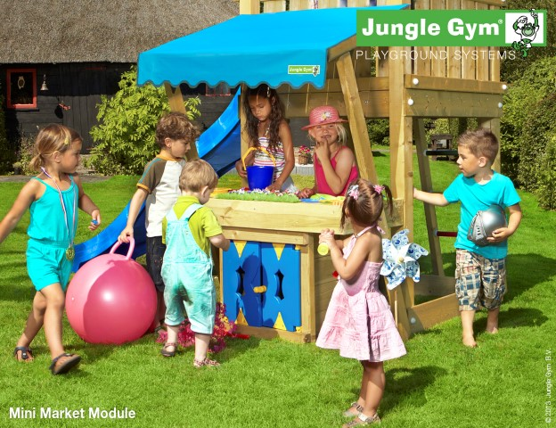 Jungle Gym mini market module