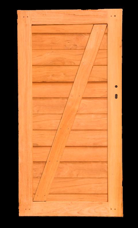 Portail Dentrée En Bois Dur - Bois pour portail exterieur