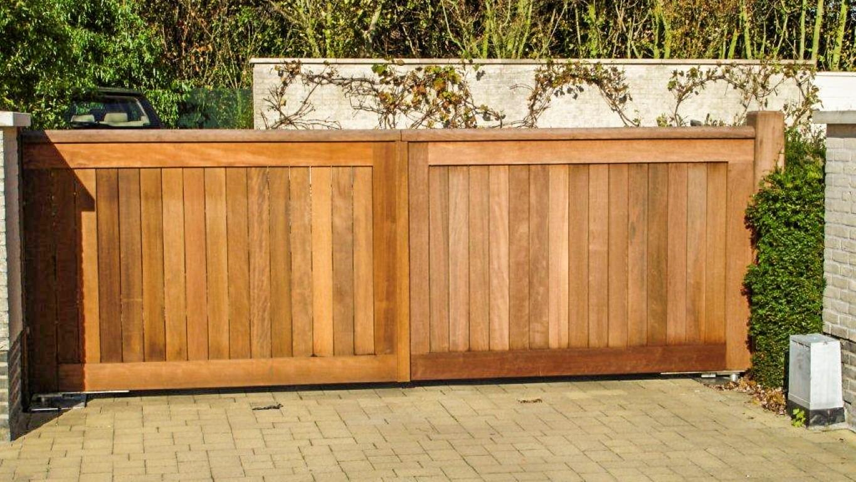 Top Poorten op maat Roeselare | Botanica Wood #PP01